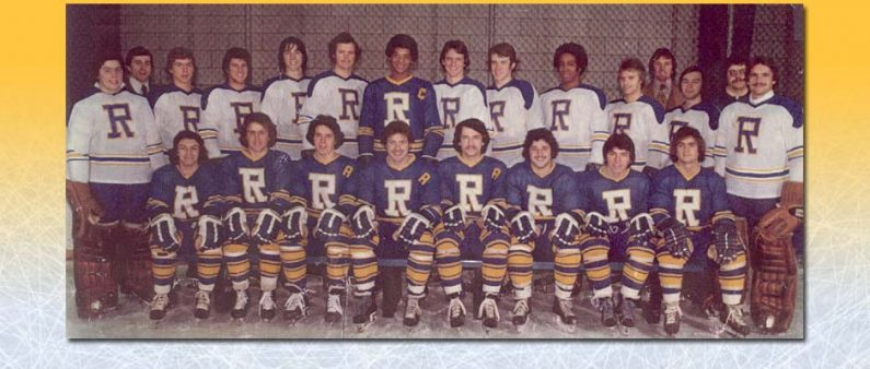 1976-77 OUAA Central Division Champions