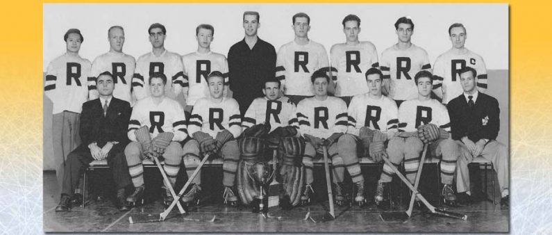 Ryerson Rams Hockey 1951-52