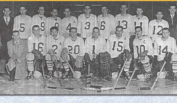 1955-56 Ryerson Rams COHA Champions