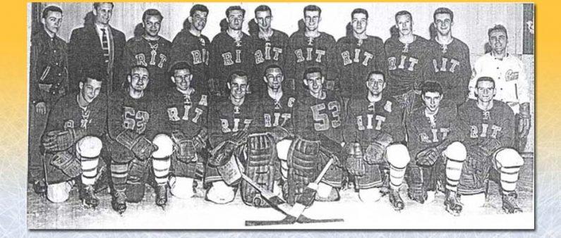 1962-63 Ryerson Rams OIAA Champions