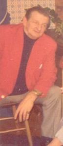 John Moore in 1976