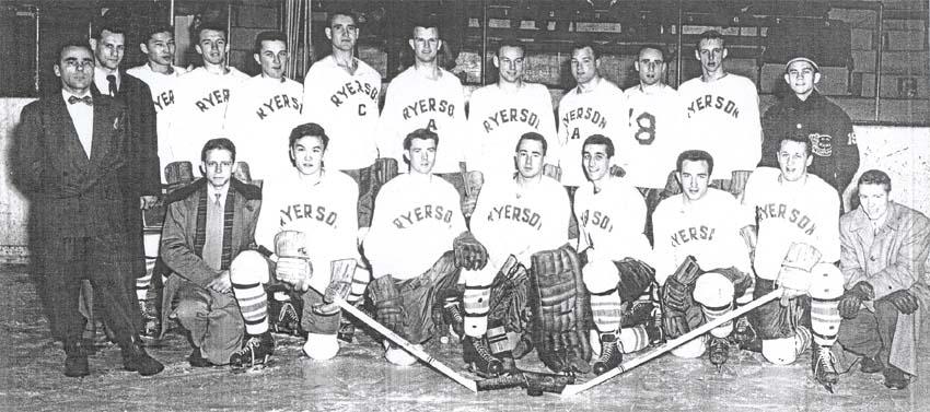 ryerson rams 1954-55