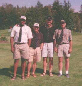 ryerson rams hockey alumni 2000 golf tournament champions