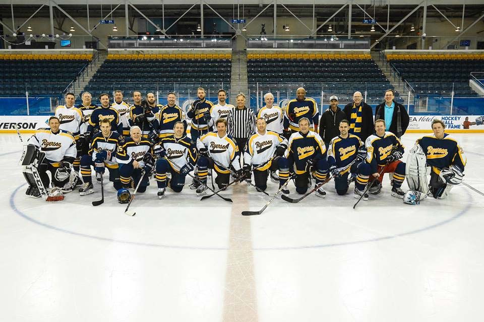 2018 alumni game participants