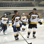 ryerson rams hockey alumnia game 2019-20