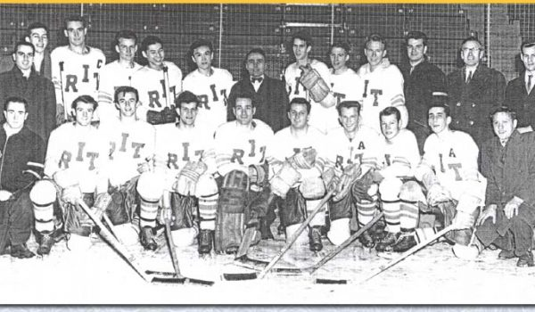 1953-54 Ryerson Rams COHA Champions