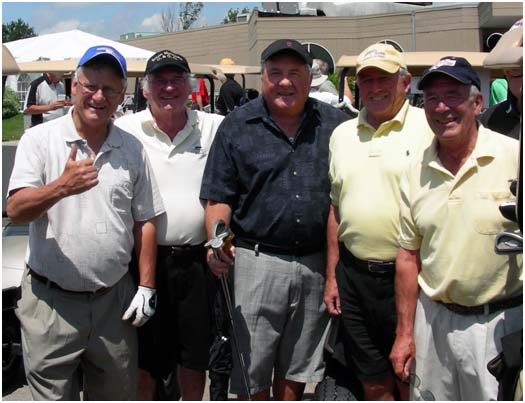2009 rrha golf tournament