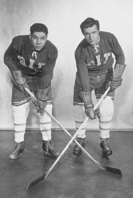 Andy Geracimo & Russ Jewell in 1959