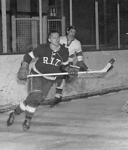 bill mckenzie ryerson rams action shot